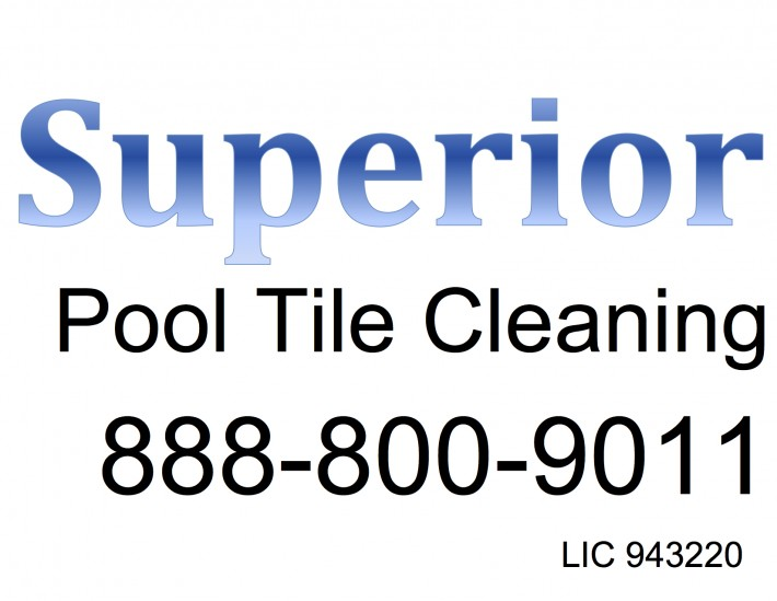 Superior Pool Tile Cleaning Inc