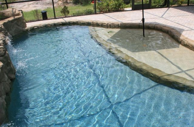 Pool Construction Amp Renovation In Venice Fl By Indigo