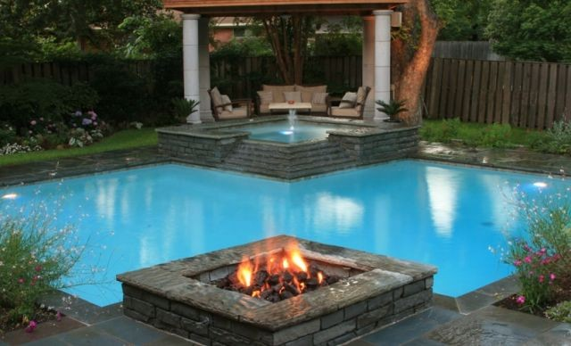 Swimming Pool Building In Mckinney Tx By Natural Stone Pools
