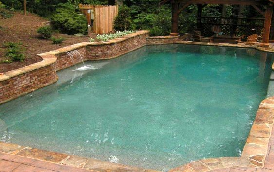Pool Building Amp Renovations In Alpharetta Ga By Swimtime Pools