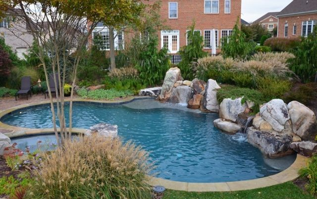 Pool Design Building In Magnolia Tx By Town Country Pools