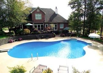 Swimming Pool Installation In Spartanburg Sc By Fox Pools