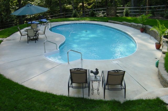 Pool Services Renovations In Garner Nc By Rising Sun Pools