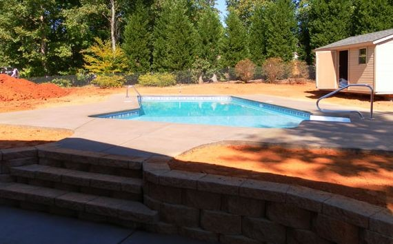 Pool Design Amp Installation In Mooresville Nc By Royal Crown