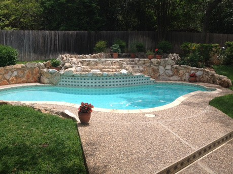 Swimming Pool Company In Schertz Tx J And Associates