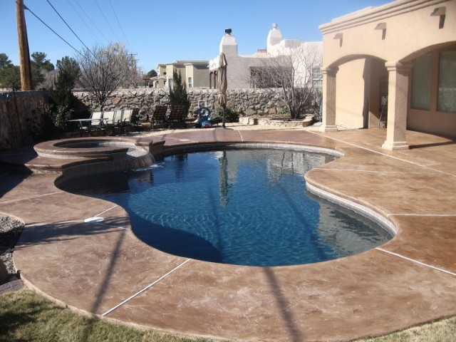 Swimming Pool Company In El Paso Tx Lakes Pools And