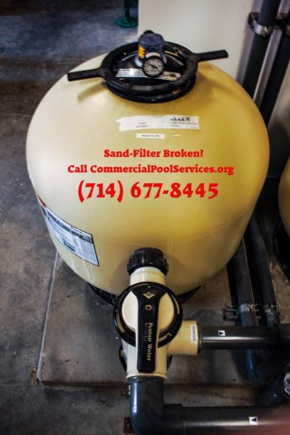 Pool Filter Repair Orange County (714)677-8445