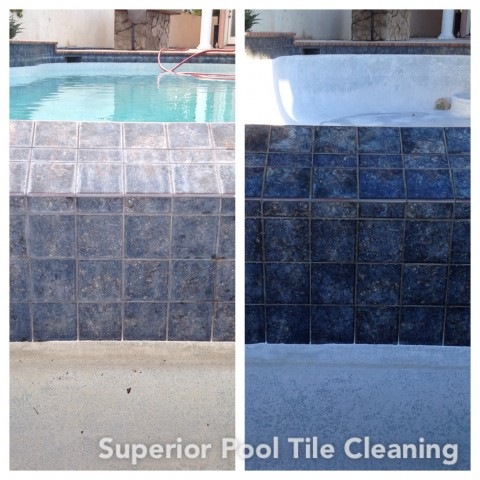 Pool Tile Cleaning Anaheim Hills