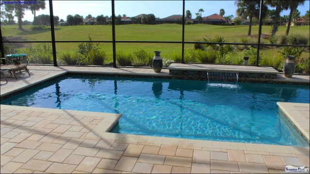 Pool Design Building In Port Charlotte Fl By Superior Pools