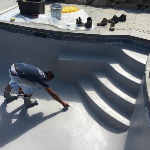 Custom Gunite Installation and Repair