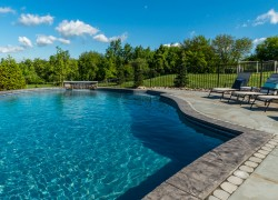 Inground Pool Design in the Finger Lakes