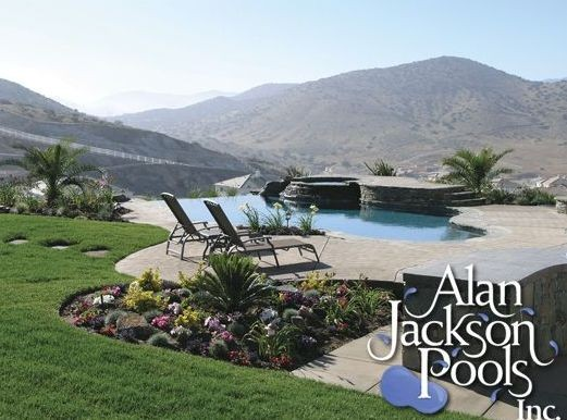 Pool Design Construction In Palmdale Ca By A Alan Jackson