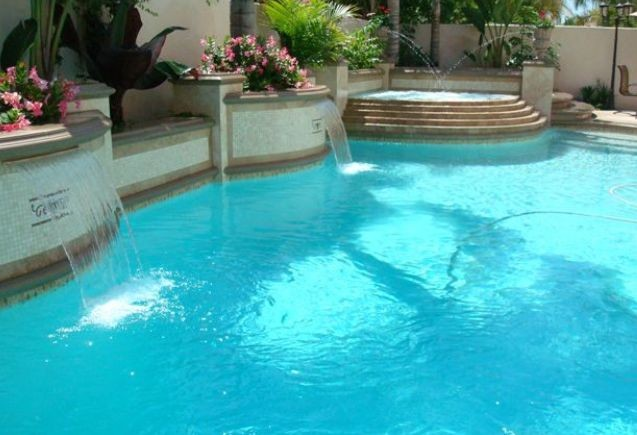 Pool Building Remodeling In Huntington Beach Ca By Caballero