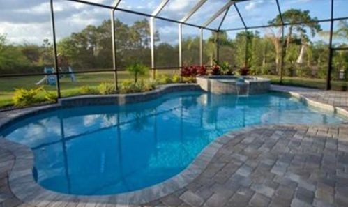 Pool design construction in tampa fl by riviera pools for Pool design tampa florida