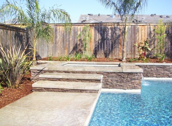 Pool design installation in fresno ca by waterscape pools for Landscaping rocks visalia ca
