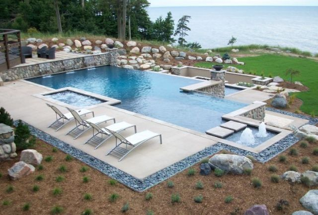 Pool Design Amp Construction In Grand Rapids Mi By Blue Water