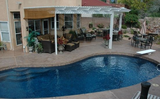 Pool Installation Remodeling In Albuquerque Nm By Lee Sure
