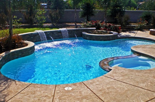 Pool design construction in visalia ca by genesis for Uniform swimming pool spa and hot tub code