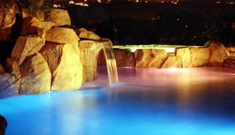 Pool building remodeling in irvine ca by psw pools - Menzies hotel irvine swimming pool ...