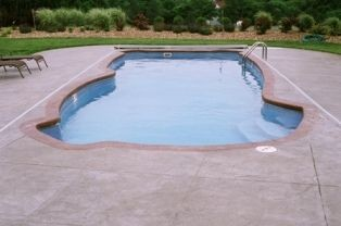 In Ground Swimming Pools Installation In Olathe Ks By York