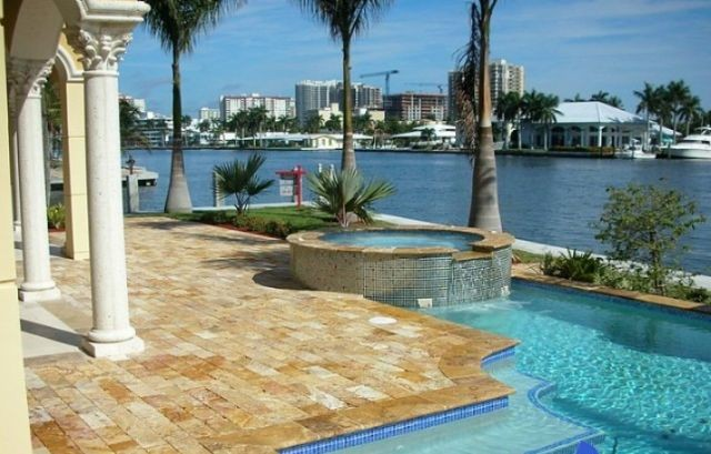 Pool design building in sunrise fl by star lite for Pool building companies