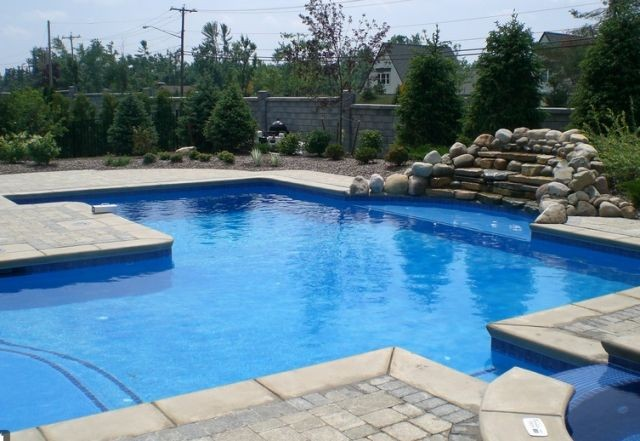 Pool design construction in buffalo ny by beauty pools for Pool design rochester ny