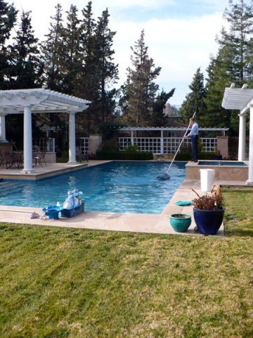 Pool Cleaning Amp Maintenance In Sunnyvale Ca By Clarity