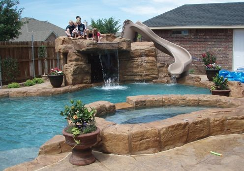 custom pools construction in amarillo tx