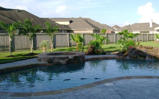 In Ground Amp Above Ground Pools In Beaumont Tx By Dale S