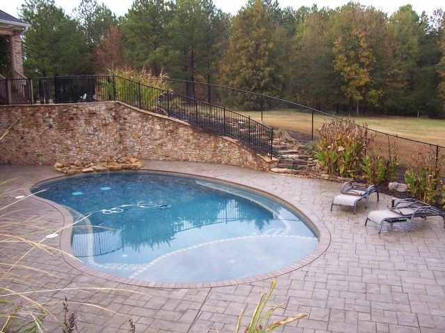 Pool Construction In Montgomery Al By English Pools