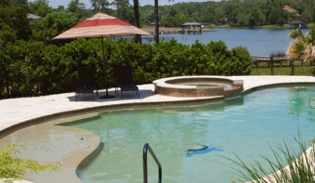 Pool Construction Amp Design In Pensacola Fl By Aqua Pool