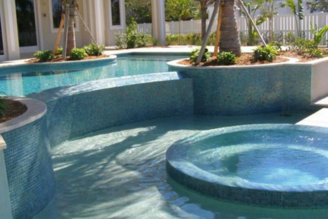 Pool Construction In Port Charlotte Fl By Nautilus Pools