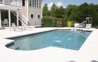 Pool Building Renovation In Independence Mo By Westport Pools
