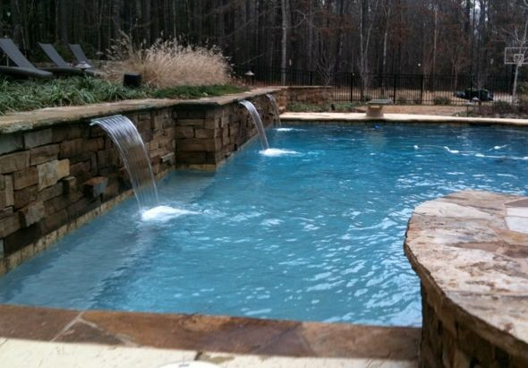 Pool Building Amp Remodeling In Tyler Tx By Blue Haven Pools