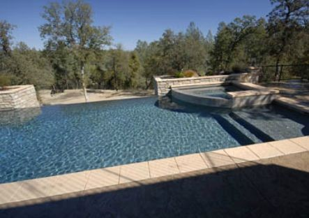 Custom In Ground Pools In Redding Amp Northern California By