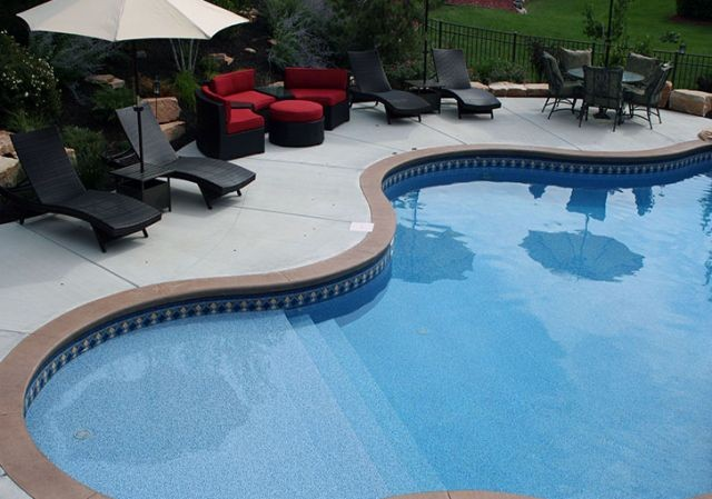 Custom In Ground Pools In Waukesha Wi By Swimming Pool