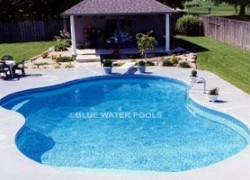 Blue Water Pools