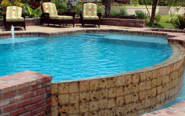 Pool Design Amp Construction In Bossier City La By Morehead