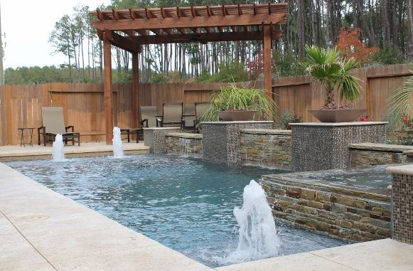 Pool Building Amp Design In Tomball Tx By Regals