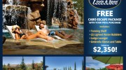 FREE Cabo Escape Package With Your Pool Purchase
