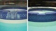Pool Tile Cleaning & Repair
