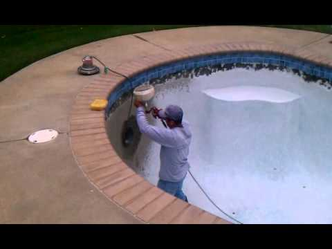Bond Coating Pool