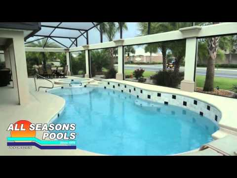 All Seasons Pools, Trusted Pool Company in Orlando, Tampa Jackson and the Villages