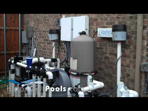 How to shut down your pool equipment