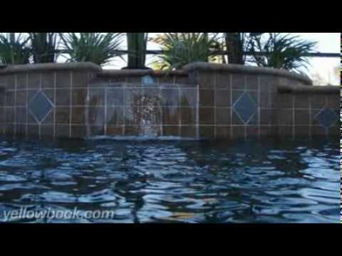 C.M. Custom Pool Designs