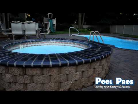 Pool Pros In Ground Pools