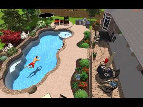 Toni Beavers Pool Design