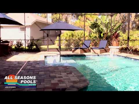Florida Custom Pool Builder Testimonial, All Seasons Pools