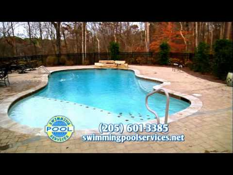 Swimming Pool Services Commercial
