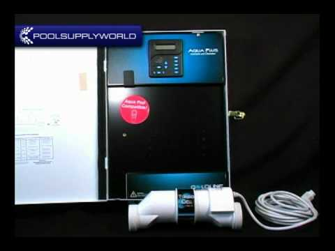Review of the Hayward Aqua Plus Salt Chlorine System